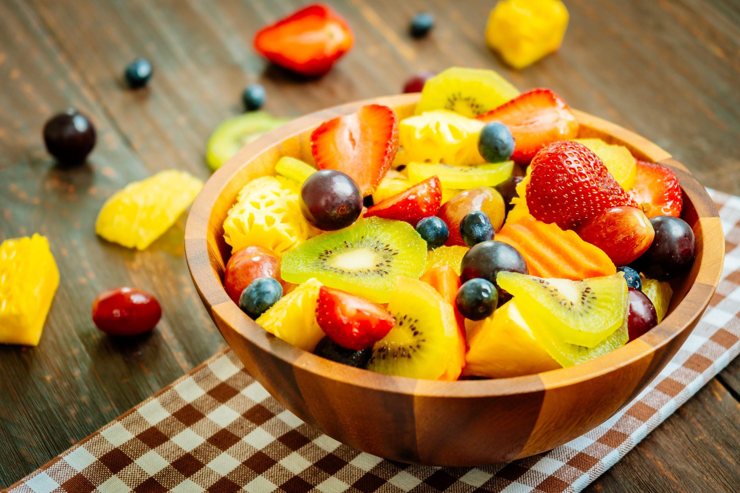 Itt a nyár. Jöhet a temérdek gyümölcssaláta?
